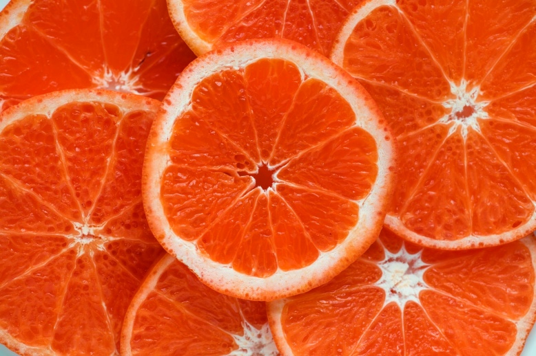 Citrus food boosts mood